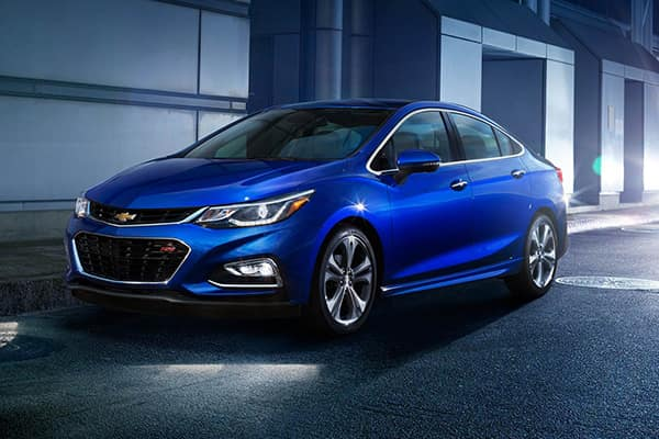 2017 Chevrolet Cruze LT near Fox Lake IL