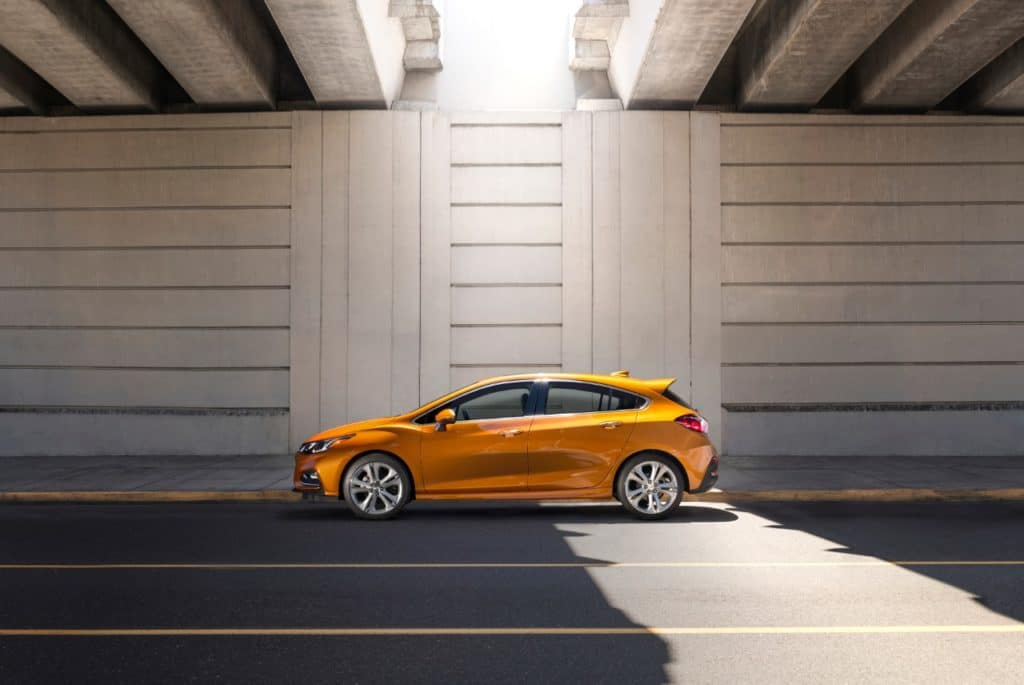 2018 Chevrolet Cruze Hatch Chicago Illinois