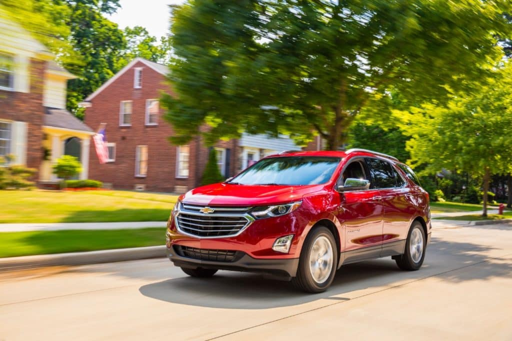2018 Chevrolet Equinox Chicago Illinois