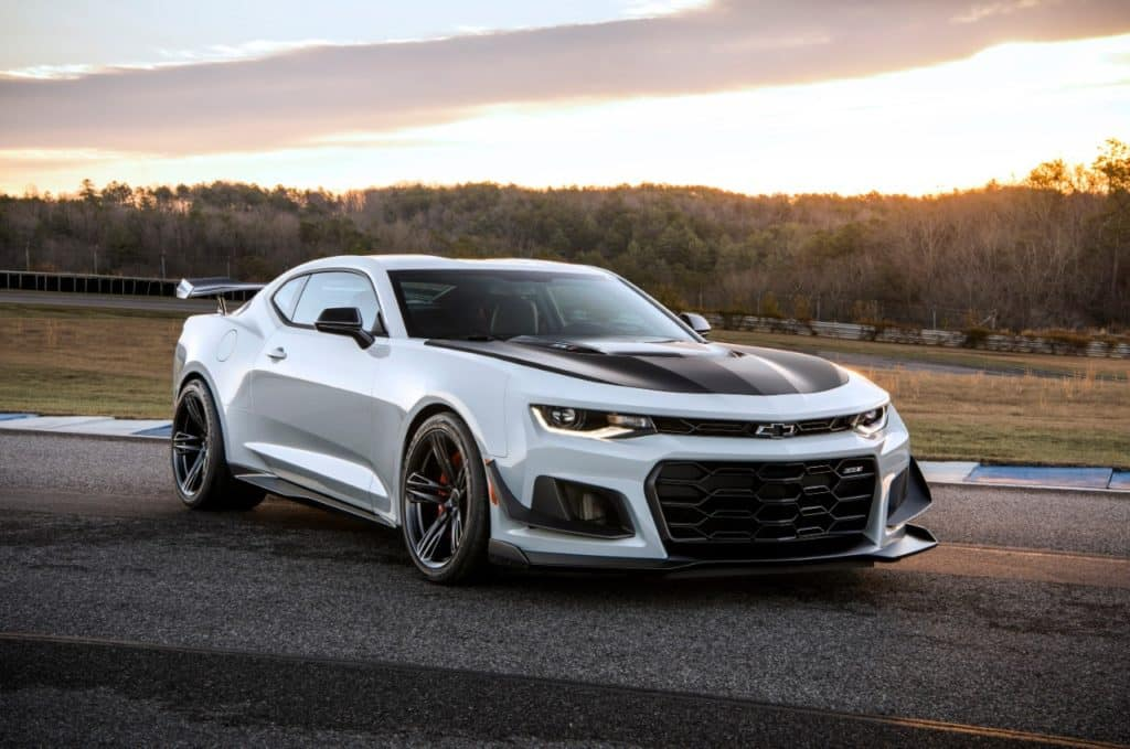 2018 Chevrolet Camaro ZL1 1LE Chicago IL