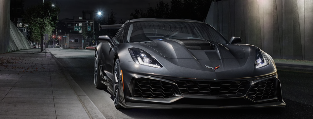 Chicago NEWS - 2019 Chevrolet Corvette ZR1