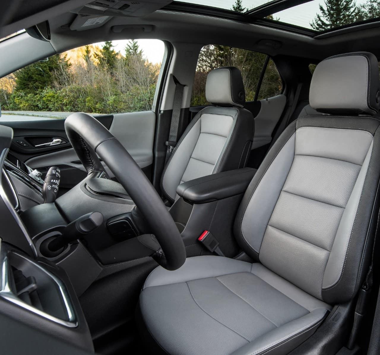 interior - 2018 Chevrolet Equinox Libertyville IL
