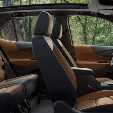 2018 Chevrolet Equinox Interior Side