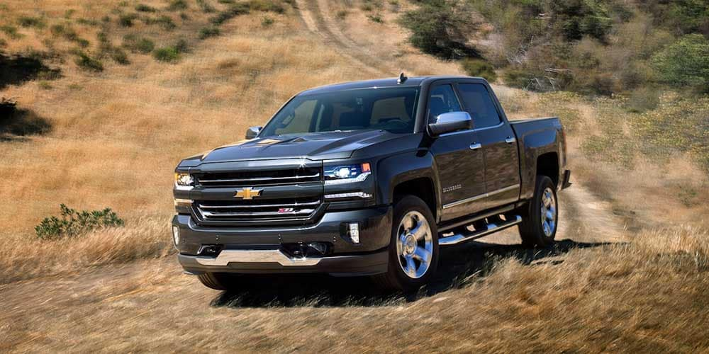 2018 Chevy Silverado 1500 off roading