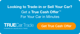 True Cash Offer for Trade-In or Sale