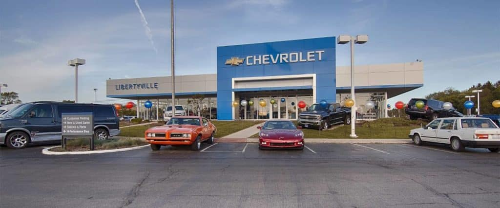What Does A Dealership When Trading A Car