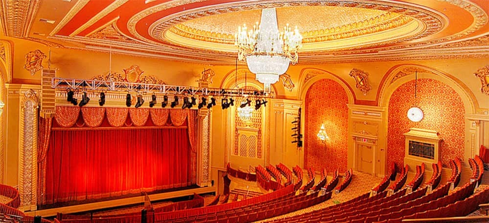 Genesee Theater Photo from https://www.geneseetheatre.com/about-genesee-theatre/genesee-theatre-photo-gallery