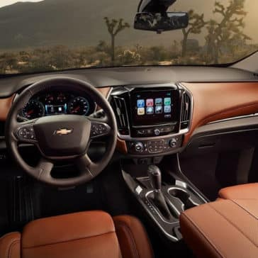 2019 Chevrolet Traverse Model Info | Libertyville Chevy