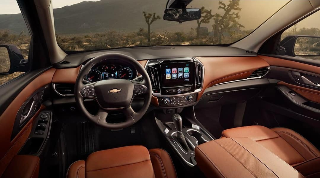 2019 Chevrolet Traverse Model Info | Libertyville Chevy