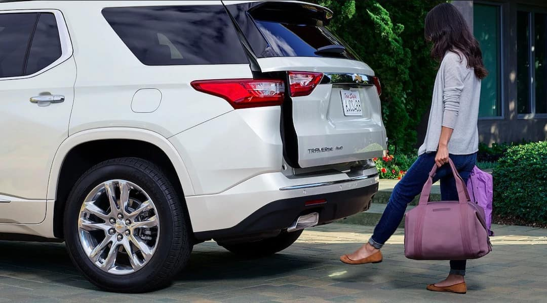 Power Liftgate Chevrolet Traverse