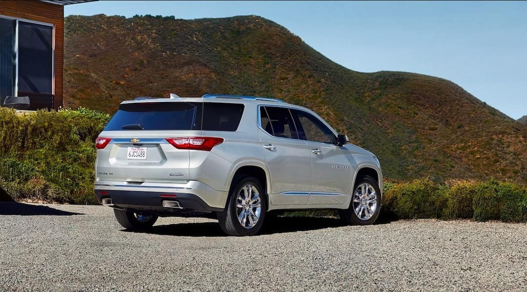 2019 Chevrolet Traverse Model Info Libertyville Chevy