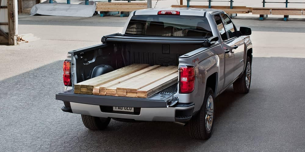 2018 Chevy Silverado Bed Length