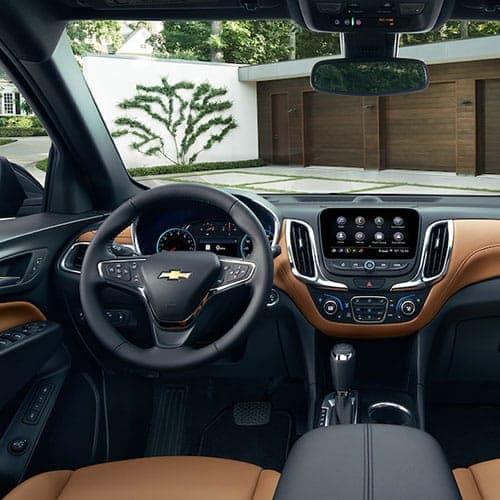 2019 Chevrolet Malibu Interior Dashboard