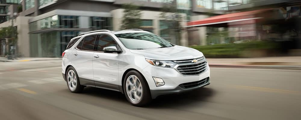 2019 Chevrolet Equinox on Road