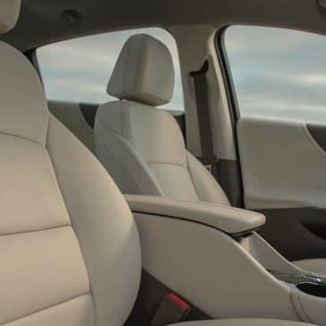 front cabin of 2019 Chevrolet Malibu