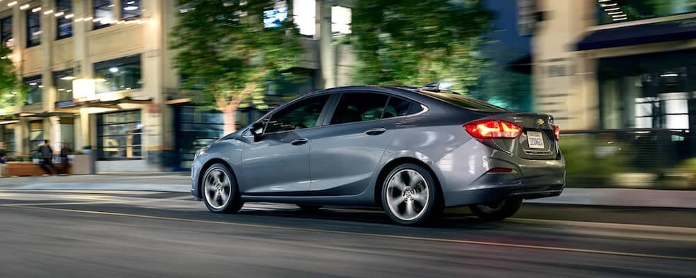 2019 Chevy Cruze Driving