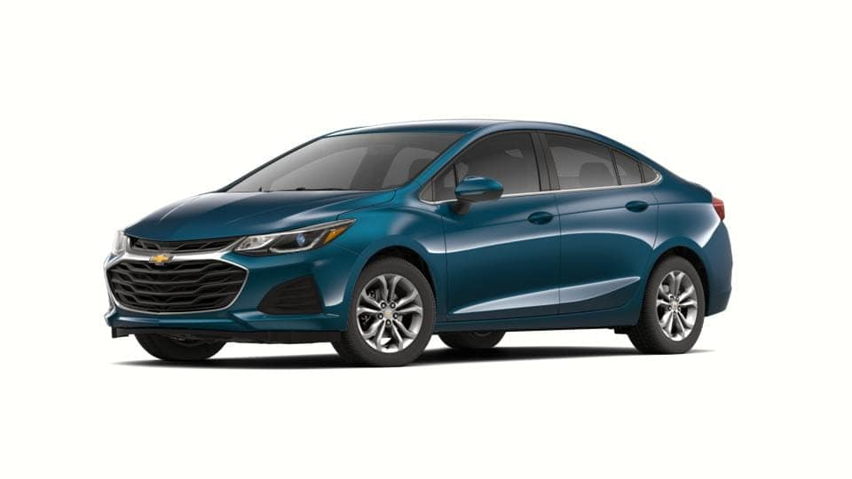 Chevy Cruze LT Trim