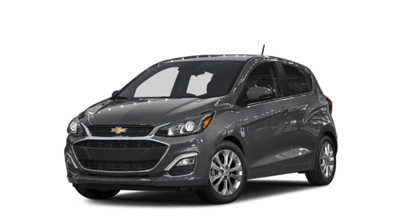 2019 Chevrolet Spark LS Hero