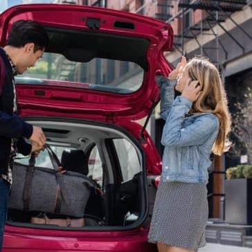 cargo space in 2019 Chevrolet Spark
