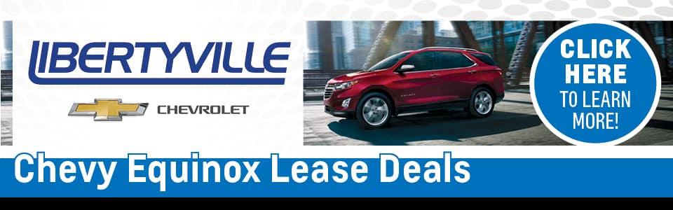 2019 Chevy Equinox Lease Offers in Libertyville, IL