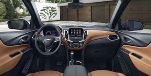 2019 Chevy Equinox 4G LTE Wi-Fi® Hotspot