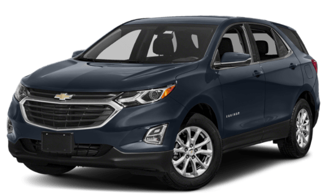 2019 Chevy Equinox in Dark Blue