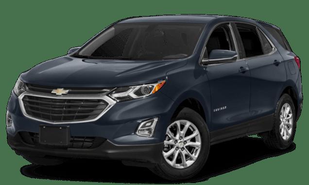 2019 Chevy Equinox in Dark Blue