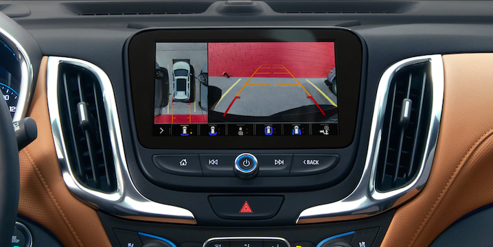 2019 Chevy Equinox High Definition Surround Vision