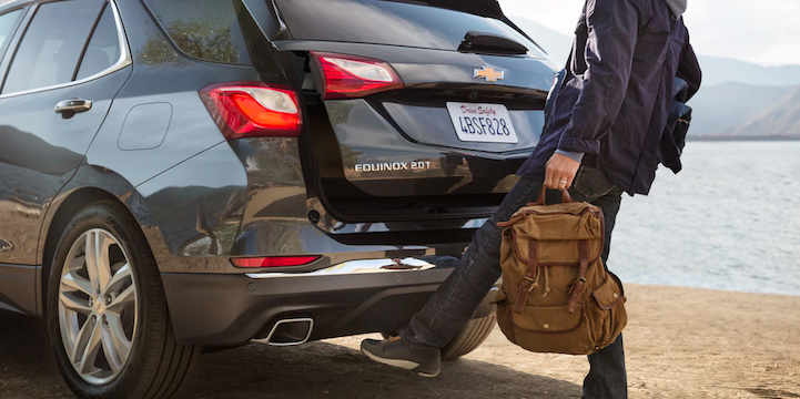 2019 Chevy Equinox Hands-Free Liftgate