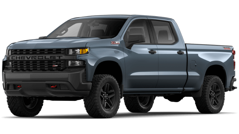 2019 Chevy Silverado 1500 Custom Trail Boss
