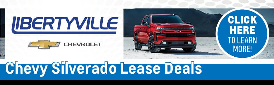 2020 Chevy Silverado 1500 Finance and Lease deal
