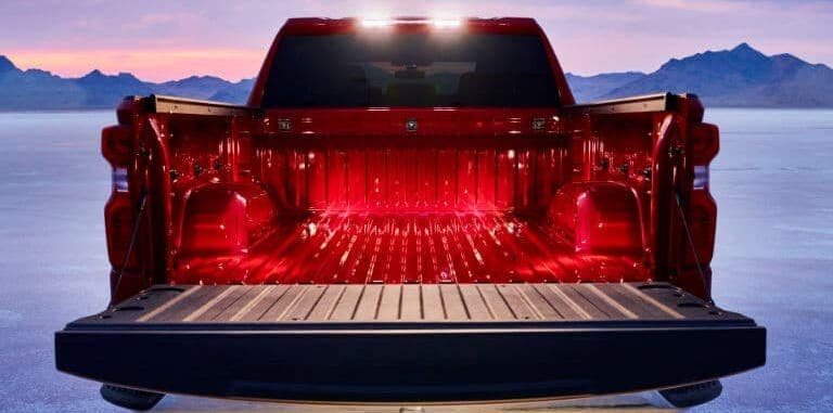 2019 Chevy Silverado 1500 Cab Sizes