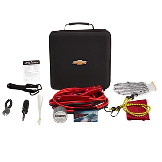 Chevrolet Equinox First aid kit