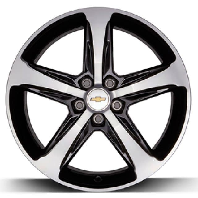 Chevrolet Equinox Exterior Wheels