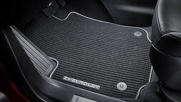 2019 Chevrolet Equinox all-weather floor mats