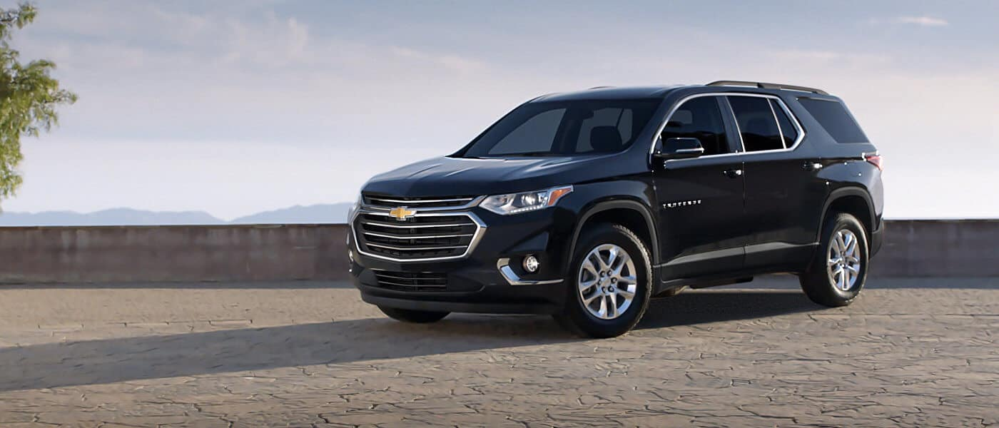 2019 Chevy Traverse L Vs Ls Vs Lt Vs Rs Vs Premier Vs High Country