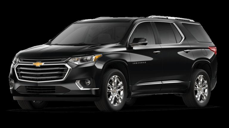 Lease Deals Near Me >> 2019 Chevy Traverse Premier