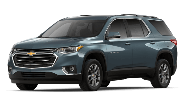 2019 Chevy Traverse LT Cloth