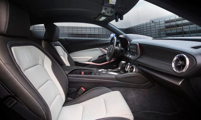2019 Chevrolet Camaro interior seating