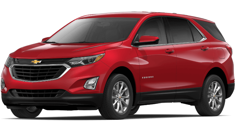 2019 Chevy Equinox LT - Cajun Red