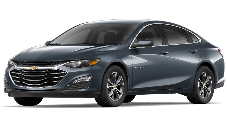 2019 Chevy Malibu LT - Shadow Gray