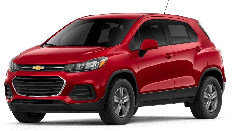2019 Chevy Trax LS - Cajun Red