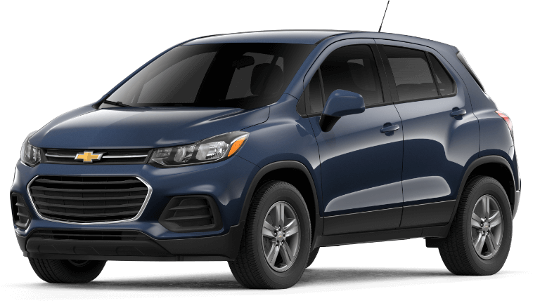 2019 Chevy Trax LS - Storm Blue