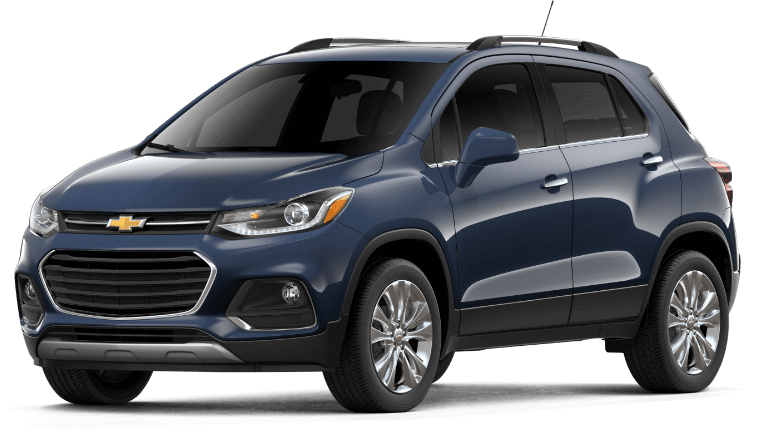 2019 Chevy Trax Premier - Storm Blue