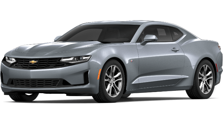 2019 grey Chevrolet Camaro 1LS