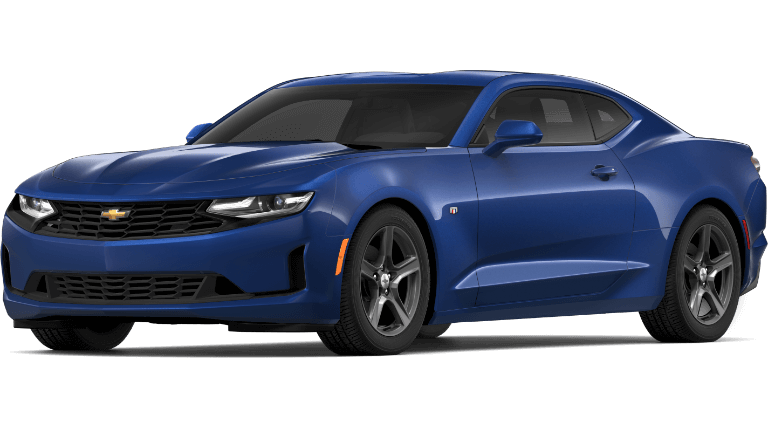 2019 blue Chevrolet Camaro 3LT