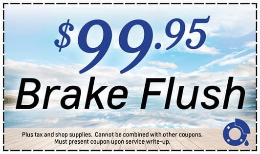 Brake Flush