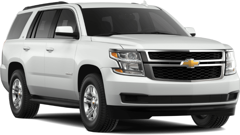 2019 white Chevrolet Tahoe LT