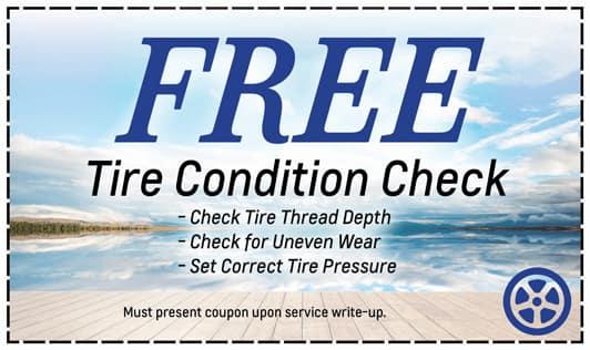 Tire Condition Check