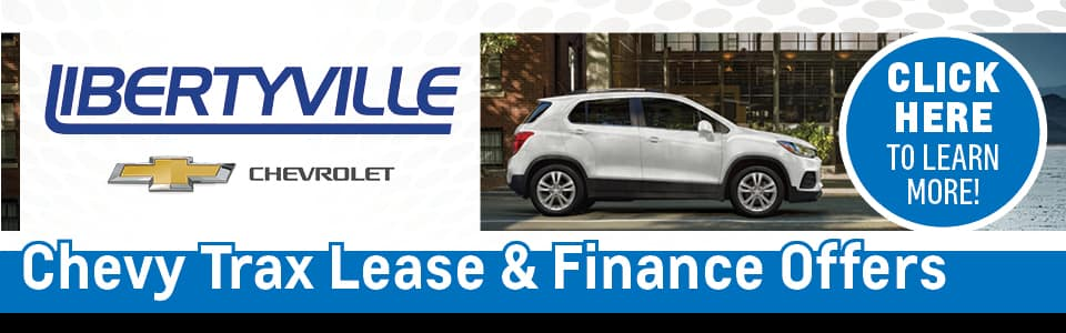2019 Chevy Trax Finance and Lease deal